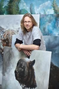Samuli Heimonen. Kuva: Petri Blomqvist