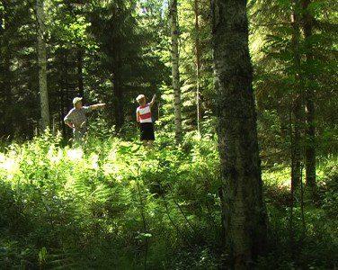 Still-kuva VISEKin vuonna 2013 tukemasta, Nina Lassilan Crash Course in Landowning -videoteoksesta.
