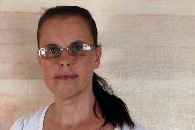 Anne Sunila, omakuva 2014 C