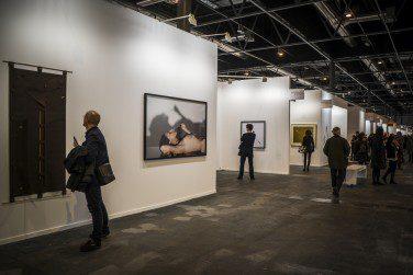 ARCO-taidemessut Madridissa helmikuussa 2015. Kuva: Fernando Cortes / Shutterstock.com